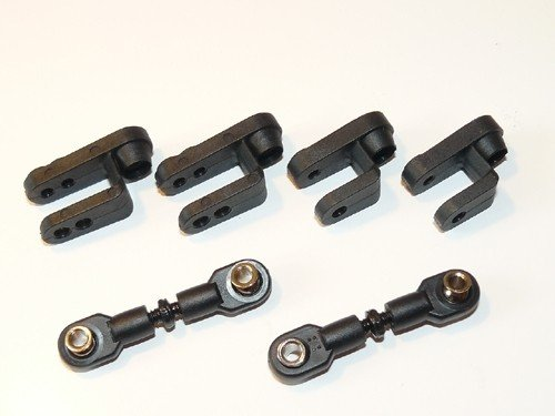 TRAXXAS [5345R] - zestaw dźwigni serwomechanizmu