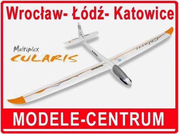 CULARIS  Motoszybowiec  Multiplex