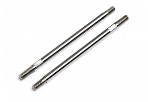 SHOCK SHAFT (3x57.5mm /2pcs)
