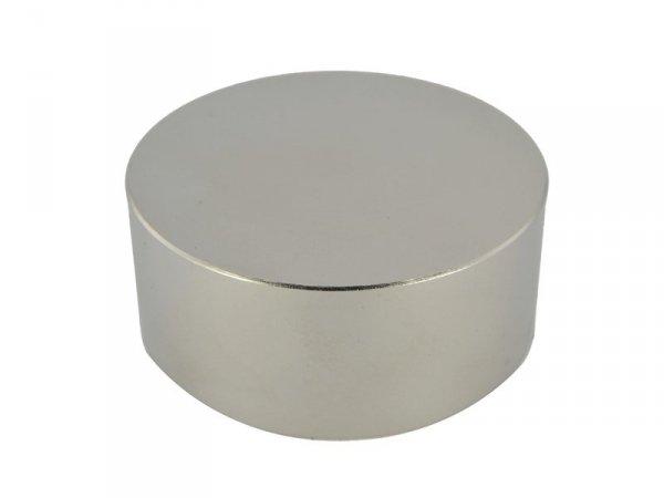 Magnes neodym N38 walec 12x1mm