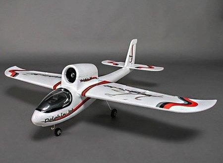 Samolot Motoszybowiec Dolphin Jet 1010mm ARF EDF