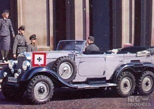 ICM 35531 1/35 G-4 1939 German Car
