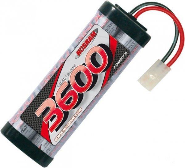 Akumulator Nosram  7,2V 3600 mAh