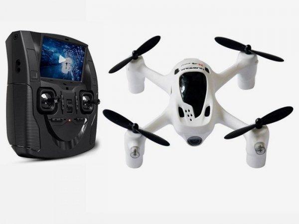 Dron Hubsan X4 H107D+ PLUS FPV kamera na żywo