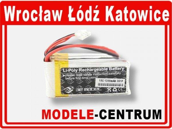 Akumulator 11,1V 1300mAh15C  LIPO