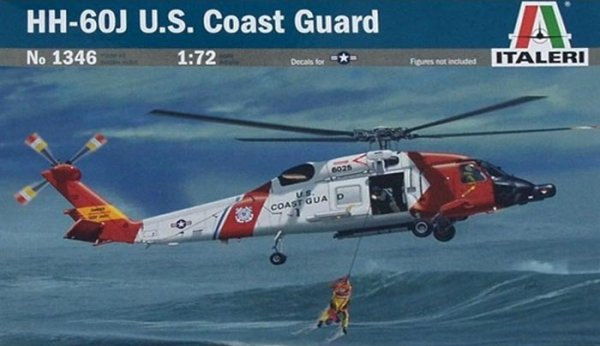 ITALERI 1346 HH-60J US COAST GUARD