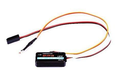 Czujnik temperatury Flysky CTM01 do nadajnika