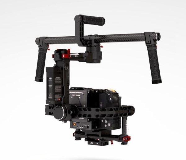 DJI Ronin trzyosiowy stabilizator kamery