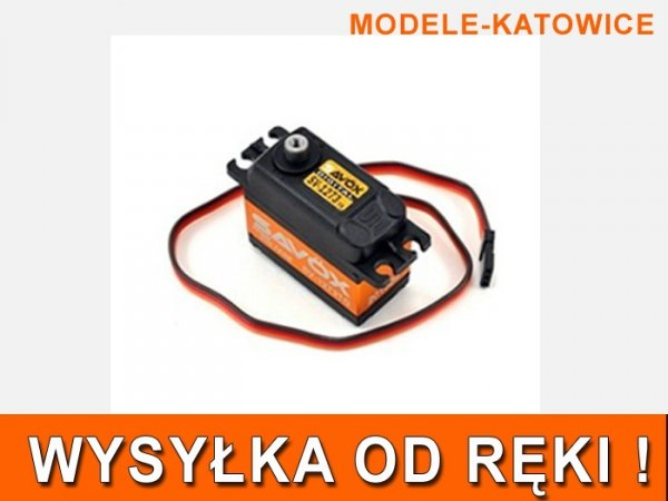 SAVOX SERWO CYFROWE SV1273TG HV TYTANOWE