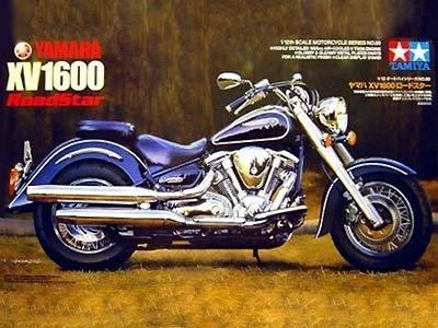 TAMIYA 14080 Yamaha XV1600 Roadstar