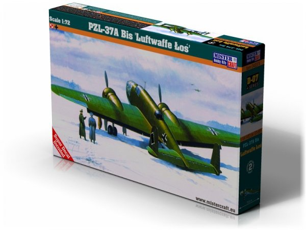 Mastercraft D-07 P-37A