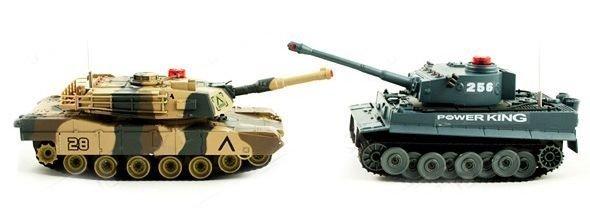 Czołg Czołgi wzajemnie walczące - Zestaw