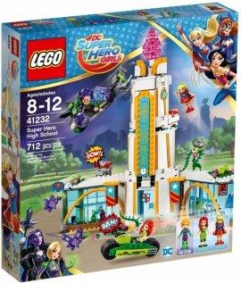 DC Super Hero Girls Szkoła Superbohaterek