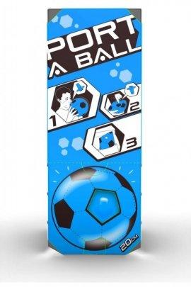 Port A Ball niebieska