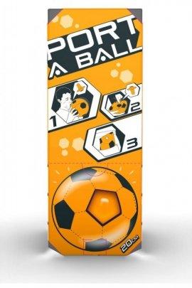 Port A Ball pomarańczowa