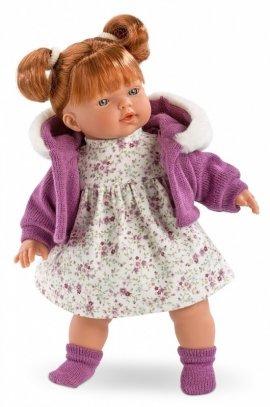 Lalka płacząca Alice 33 cm