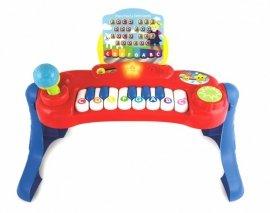 Gram z nut - pianinko edukacyjne