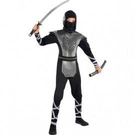 Kostium 8 - 10 lat Wilk Ninja