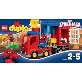 Spider-Man ciężarówka