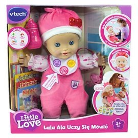 VTECH 60456 Lalka Ala uczy się mówić