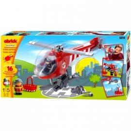 ABRICK 3214 Abrick Klocki Helikopter Ratunkowy