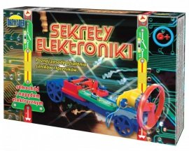DROMADER 87291 SEKRETY ELEKTRONIKI MINI AUTKO mix