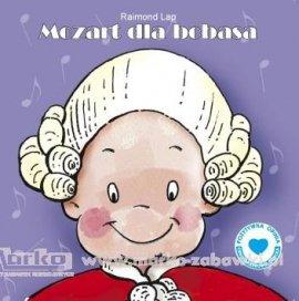 MARKO HIS0108 Muzyka bobasa - Mozart dla bobasa (fioletowa)