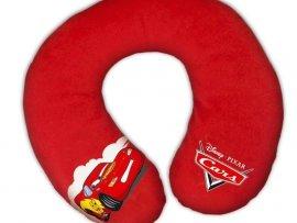 Poduszka Na Szyję - Cars - Disney - Czerwona
