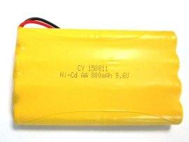 Pakiet Akumulator Bateria Ni-CD 800MAH 9,6V Do 4WD12-29