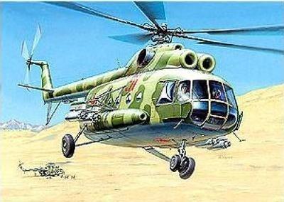 ZVEZDA MIL Mi-8T Helicop ter