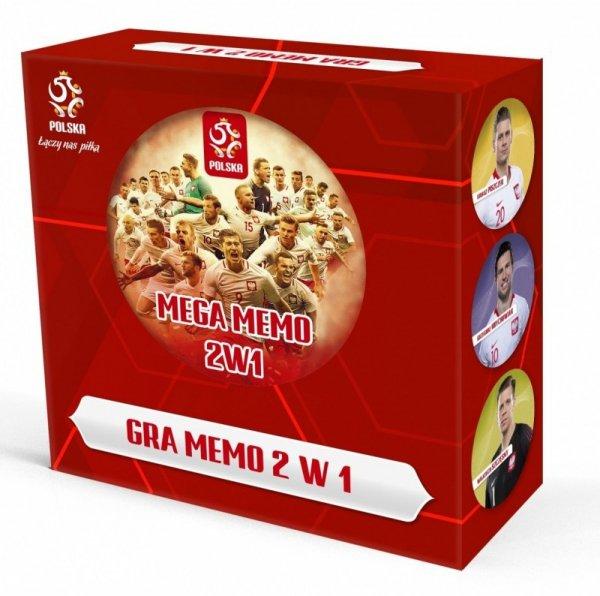 PZPN Mega Memo 2w1