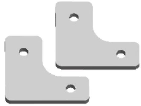 Wltoys 12428-0068 12423-0068 Clump weight