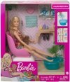 MATTEL BARBIE MANI-PEDI SPA ZESTAW DO ZABAWY GHN07 3+