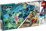 LEGO HIDDEN SIDE AUTOBUS DUCHOZWALCZACZ 3000 70423 8+