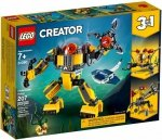 LEGO CREATOR PODWODNY ROBOT 31090 7+