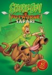 SCOOBY-DOO I POTWORNE SAFARI (Scooby-Doo and safari creatures) (DVD)