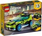 LEGO CREATOR WYŚCIGÓWKA 31074 7+