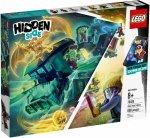 LEGO HIDDEN SIDE EKSPRES WIDMO 70424 8+