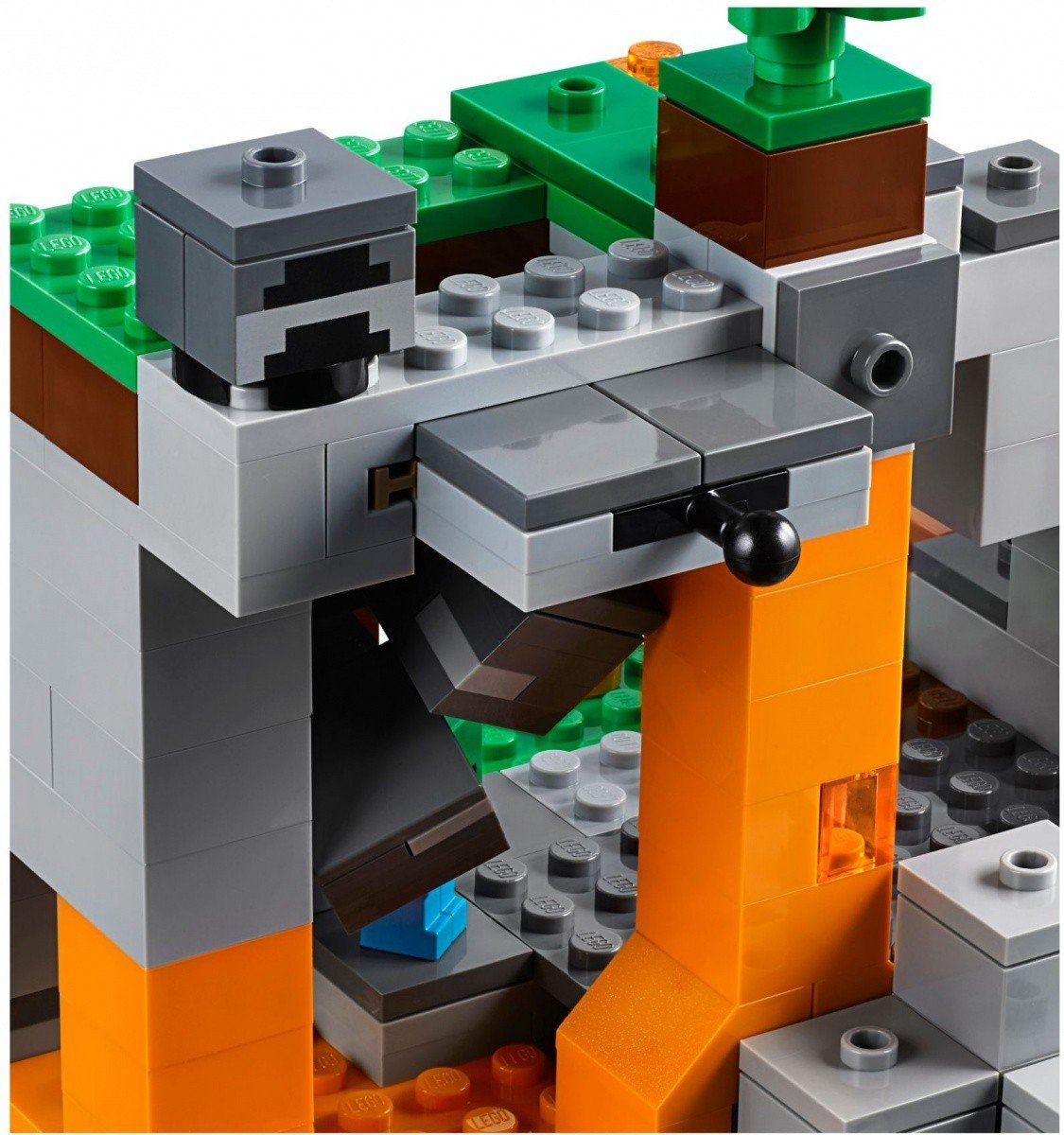 7922a03e3 LEGO MINECRAFT JASKINIA ZOMBIE 21141 7+ - Minecraft - LEGO - Malako ...