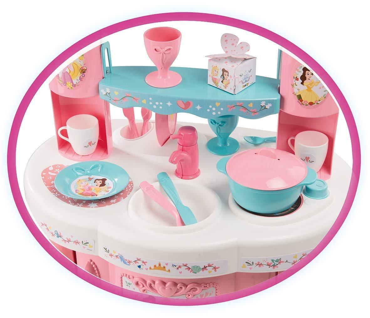 Smoby Kuchnia Dla Dzieci Ksiezniczki Disneya 3 Kuchnie Dom
