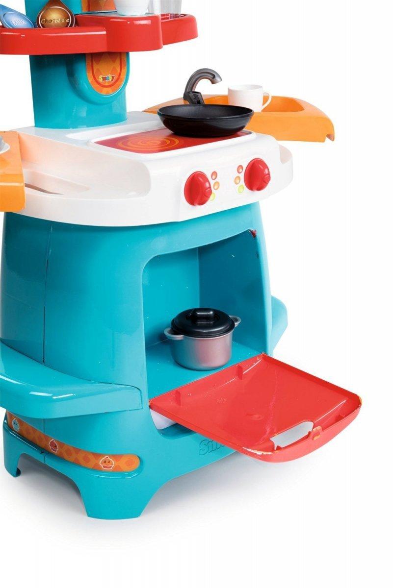 Smoby Kuchnia Dla Dzieci Cooky 3107057 18m Kuchnie Dom