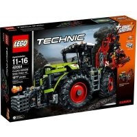 LEGO TECHNIC CLAAS XERION 5000 TRAC VC 42054 11+