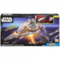HOT WHEELS STAR WARS AUTOSTATKI ZESTAW 3+