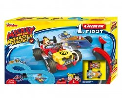 CARRERA FIRST MICKEY ROADSTAR RACERS 3+