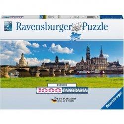 RAVENSBURGER 1000 EL. DRESDEN PANORAMA PUZZLE 12+