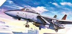 ACADEMY F-14A BOMBCAT SKALA 1:48