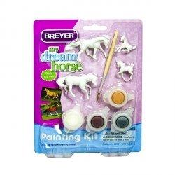 Mini konie do malowania