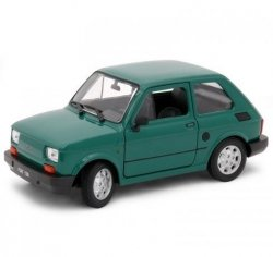 WELLY FIAT 126P ZIELONY SKALA 1:21