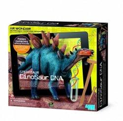 4M DNA DINOZAURÓW STEGOZAUR 8+