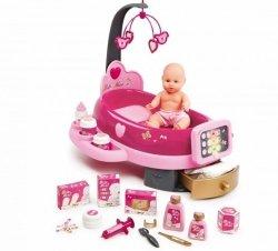 SMOBY BABY NURSE ELEKTRONICZNA OPIEKUNKA 3+